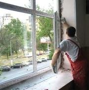 Регулировка окон киев,  замена фурнитуры киев,  замена ручек киев